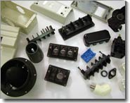 Moulded Parts Supply Delivery